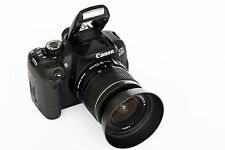 Canon EOS 650D Digital SLR Camera - Black Kit with 18-55mm EF-S IS II lens BOXED