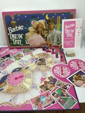 Barbie DREAM DATE Board Game 1992 Complete Vintage