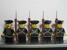 Lego PIRATES NAPOLEONIC WARS PRUSSIAN Light Infantry Soldiers MINIFIGS