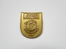 Canada 10th Annual Indoor Games 1988 Pin Badge - Edmonton Journal - GC Pin's