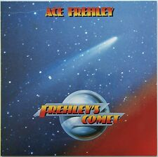 Ace Frehley - Frehley's Comet LP 1987  Megaforce Worldwide  781 749-1  KISS