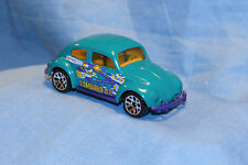 RARE Matchbox Around The World VW Volkswagen '62 Beetle Bug Mail Away Lombard St