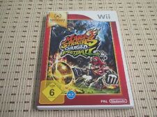 Mario Moncada charged Football para Nintendo Wii y Wii U * embalaje original *