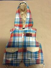 Rocawear Hooded Vest Size 12M Jay-Z Blue Ivy Beyonce Phat Farm Iggy Swag EUC
