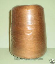 HEAVY DUTY INDUSTRIAL SEWING MACHINE THREADS SIZE T-16 COLOR brown denim
