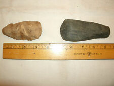 REDUCED---NATIVE AMERICAN INDIAN CELTS ARTIFACTS