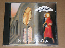 VERSAILLES - LA CATHEDRALE DU TEMPS - CD COME NUOVO (MINT)