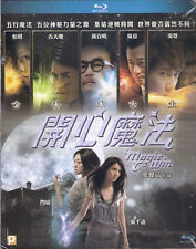 Magic to Win Blu Ray Louis Koo Raymond Wong Wu Chun Wu Jing NEW R0 Eng Sub