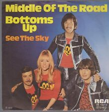 "7"" Middle Of The Road Bottoms Up / See The Sky 70`s RCA"