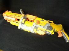 NERF N-Strike VULCAN EBF-25 Machine Dart Gun NOT WORKING For PARTS