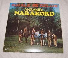 LP: Igrale se Delije - Ansambl Narakord (1989) Croatian