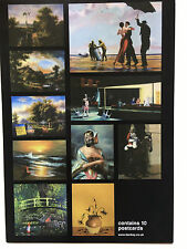 Banksy Postcards Set C Crude Oils