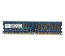 Nanya 2GB 2RX8 PC2-6400 DDR2 800MHz 240PIN CL6 DIMM Desktop memory for Intel CPU