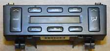 PEUGEOT 406. VALEO Heater AC Climate Control Air Conditioning Display