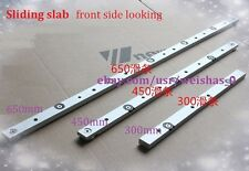 300mm Aluminum sliding slab block for Router Table Saw Fence WN