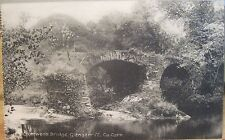 Irish Postcard CROMWELL'S BRIDGE Glengarriff West Cork Ireland Lawrence Matte