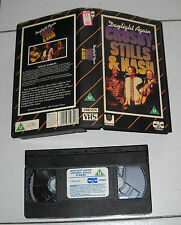 Vhs CROSBY STILLS & NASH Daylight again OTTIMO