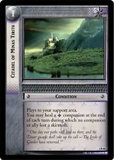 LoTR TCG Realms of the Elf Lords RotEL Citadel of Minas Tirith 3R40