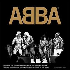ABBA The Official Photo Book Brand New Factory Sealed Free Shipping