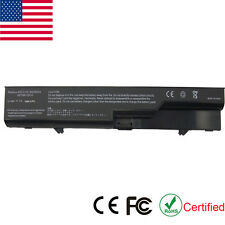 New Battery for HP 420 421 620 ProBook 4320s 4320t 4321s 4520s 4525s 593572-001