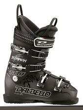 2014 Dalbello Scorpion SR110 Mens Ski Boots UK 7 Mondo 26.0 Black (305781)