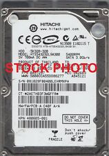 Hitachi HTS543232L9A300 TravelStar 320GB 5400 RPM 8MB Buffer SATA-II 7-pin 2.5 I