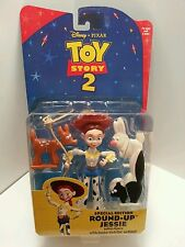 "Disney Pixar Toy Story 2  Special Edition  ""Round Up Jesse"" Action Figure"