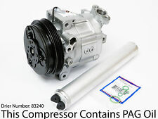 2003-2007 SUBARU FORESTER  REMANUFACTURED A/C COMPRESSOR KIT WITH  WARRANTY.
