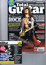 BLINK 182 / GREEN DAY Total Guitar + CD No. 204   Aug 2010