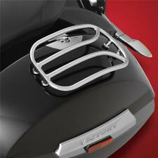 Curved Fender Racks (Pair) Chrome - Victory Cross Country, 8-Ball, Magnum 41-130