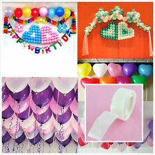 Lots 100pcs Point Foil Balloons Glue Dots Wedding Party Supplies Accessories New