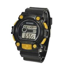 Fashion Mens Waterproof Digital LED Analog Quartz Alarm Date Sports Wrist Watch