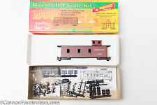 RARE SPECIAL EDITION ROUNDHOUSE CANADIAN PACIFIC OLD TIME WOOD CABOOSE BLOCK HO