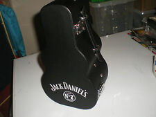 JACK DANIELS BOTTLE HOLDER GUITAR CASE HEAD STOP BOX NEW IDEAL XMAS GIFT