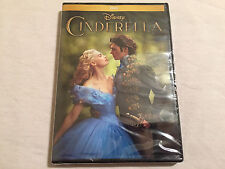 Cinderella (DVD, 2015) BRAND NEW - FREE SHIPPING TO THE US!!!