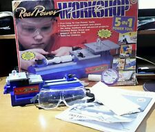 Real Power workshop 5 in 1 Power Tool for children aged 8 years plus