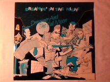 """DREAMER AND THE FULL MOON Dreamin' in the night 12"""" ITALY RARISSIMO VERY RARE!!!"""