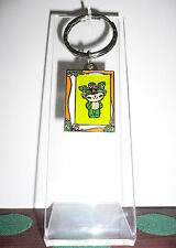 2008 Olympic Games Beijing Original Keychain with The Official Mascot Fuwa No1