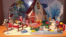 Playmobil 3955  Adventskalender Santa Claus von 2003 ohne OVP