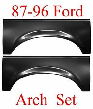 87 96 Ford Upper Arch Set, Repair Panel, Truck & Bronco F150, F250, F350