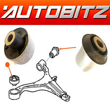 FITS HONDA INTEGRA 2001-2006 FRONT SUSPENSION LOWER WISHBONE ARM BUSH KIT 2PCES