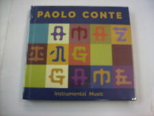 PAOLO CONTE - INSTRUMENTAL MUSIC - CD DIGIBOOK NEW SEALED 2016