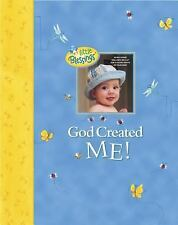 Little Blessings: God Created Me! : A Memory Book of Baby's First Year by...