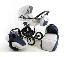 NEW!!! OTTIS LIMITED ADBOR 3in1 -pram/pushchair/car seat;complies with BS 5852