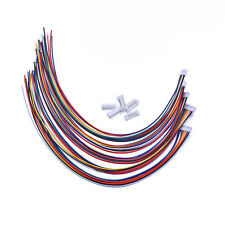 10pcs Micro JST 2.0 PH 8-Pin Male&Female Connector Plug With Wires Cables