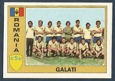 PANINI EURO 77 #246-ROMANIA-GALATI TEAM PHOTO