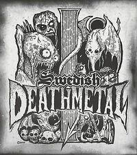 Swedish Death Metal [Digipak] by Various Artists (CD, Nov-2009, 3 Discs,...