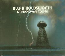 Allan Holdsworth - Wardenclyffe Tower CD REISSUE SEALED NEW Eidolon Efformation