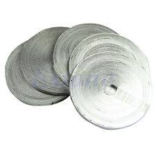 New 10Rolls Magnesium Ribbon High Purity Lab Chemicals 99.95% 25g
