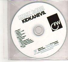 (DW185) Kidkanevil, Basho Basho - DJ CD